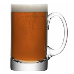 Кружка для пива прямая Bar 750 мл