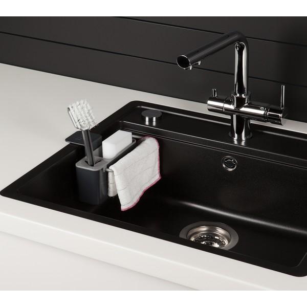 Органайзер для раковины Sink Aid™ навесной серый