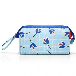 Косметичка Travelcosmetic leaves blue