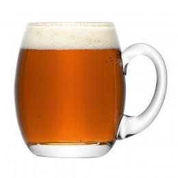 Кружка для пива высокая округлая LSA International Bar 500 мл