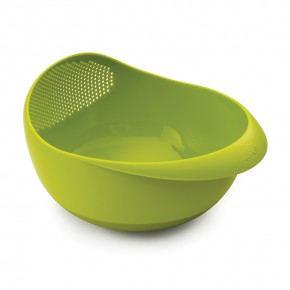 Миска-дуршлаг Prep&Serve™ 2-в-1 большая зеленая
