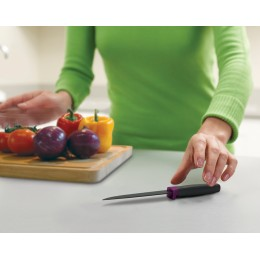 Нож зубчатый Elevate™ 11 см фиолетовый
