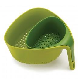Дуршлаг Nest зеленый