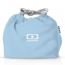 Мешочек для ланча MB Pochette bleu crystal