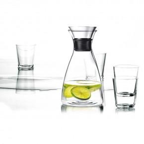 Графин Drip-Free 1 л и 4 стакана