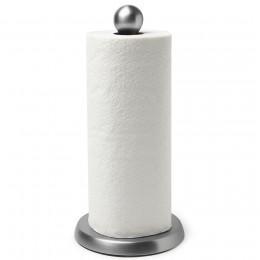 Держатель для бумажных полотенец Teardrop, никель