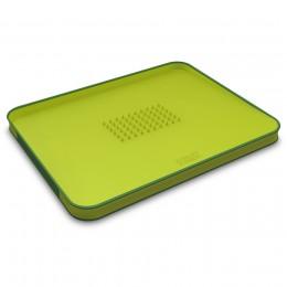 Доска разделочная двухсторонняя Cut&Carve™ Plus большая зеленая