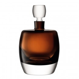 Декантер LSA International Whisky Club 1,05 л коричневый