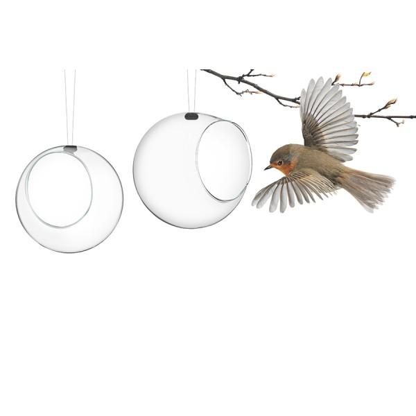 Кормушки для птиц малые 2 шт