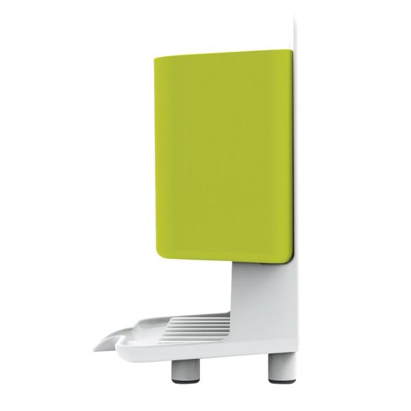 Органайзер для раковины Caddy Tower зеленый