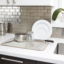 Коврик для сушки посуды UDRY mini экрю