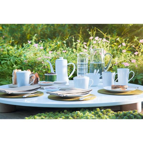 Набор посуды LSA International Dine с бортиком 16 предметов