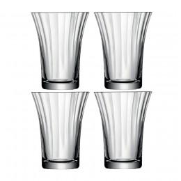 Набор из 4 стаканов LSA Aurelia 340 мл