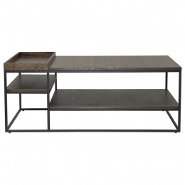 Столик кофейный Unique Furniture Rivoli 120 см