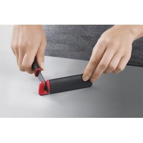 """Короткий нож в чехле с ножеточкой Slice & Sharpen 3,5"""""""