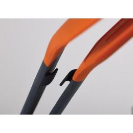 Щипцы для гриля Turner Tongs серые/оранжевые