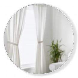 Зеркало настенное Hub 91 см белое
