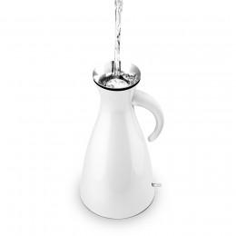 Электрический чайник 1.5 л белый