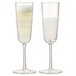 Набор из 2 бокалов-флейт для шампанского Groove 185 мл