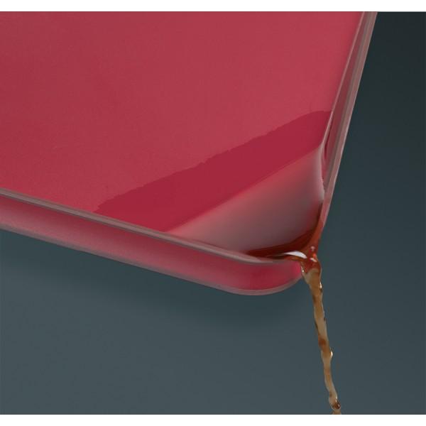 Доска разделочная двухсторонняя Cut&Carve™ Plus большая красная