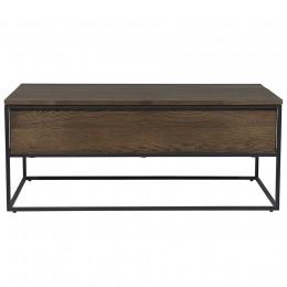 Столик кофейный Unique Furniture Rivoli 110 см