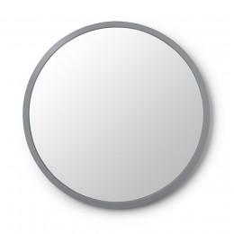 Зеркало настенное Hub D61 см серое