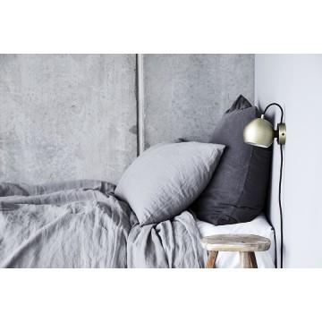 Лампа настенная Ball D12 см, сатин