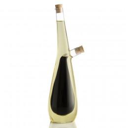 Бутылка для двух видов масел Tear Drop 300 мл
