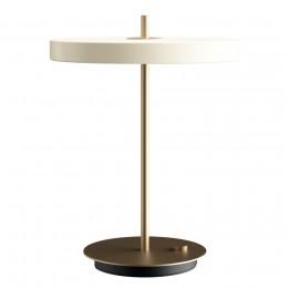 Светильник настольный Asteria 31х41,5 см белый