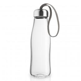 Бутылка стеклянная 500 мл Taupe