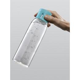 Бутылка для воды DOT 600 мл голубая